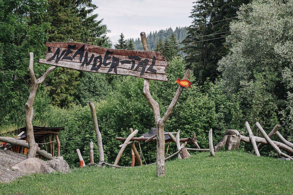 Leander-Tal-Spielplatz in Jungholz