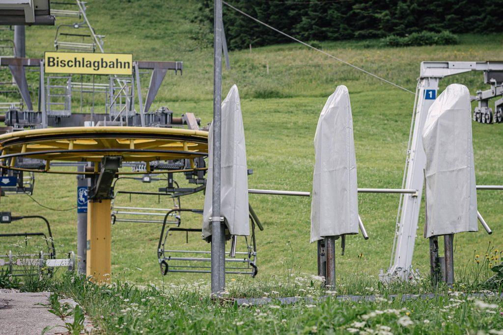 Talstation Bischlagbahn in Jungholz