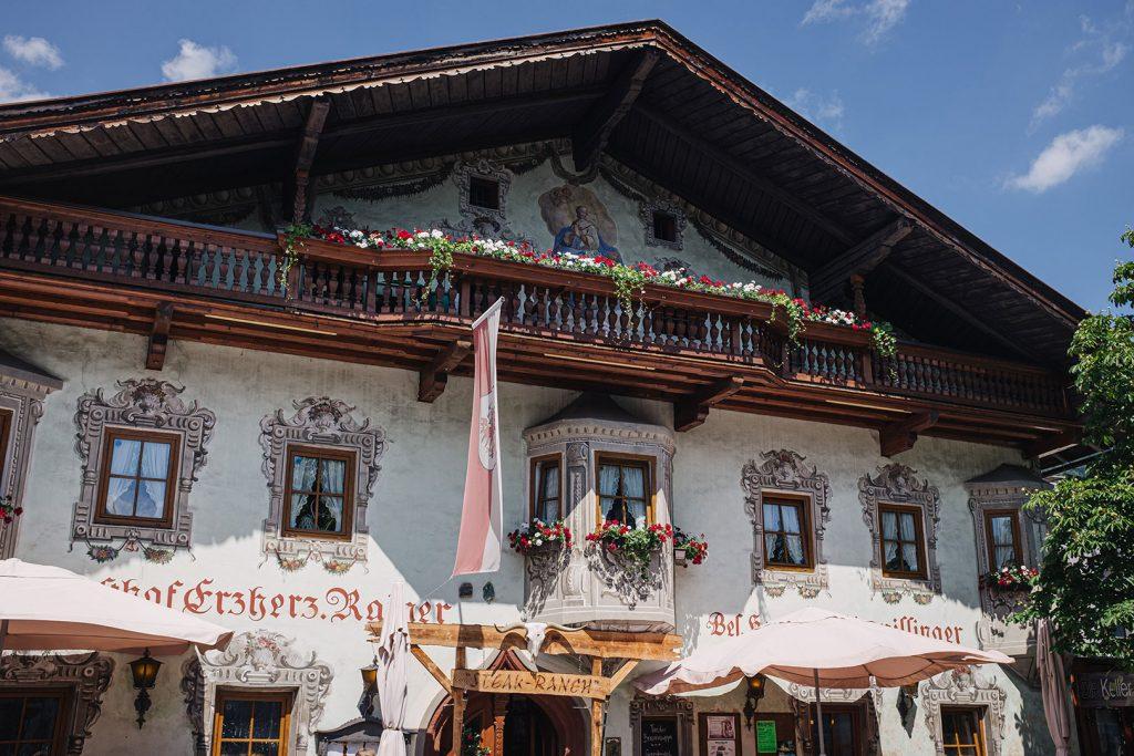 Gasthaus in Kössen