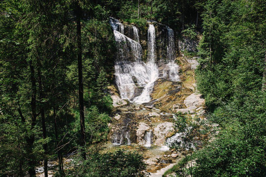 Wasserfälle Weißbach