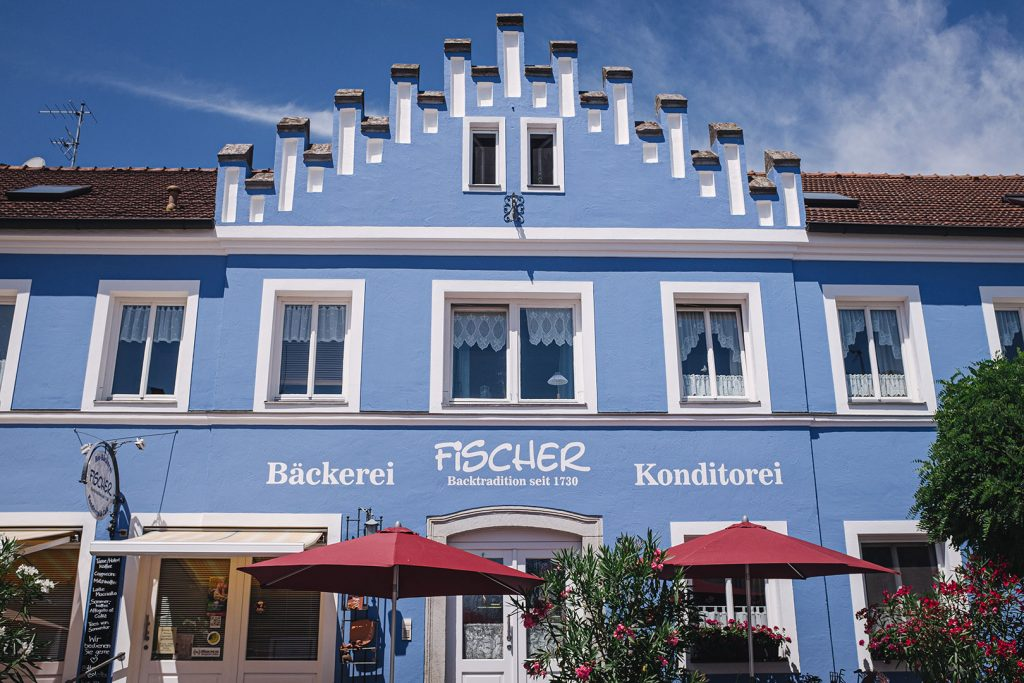 Bäckerhaus in Aigen am Inn