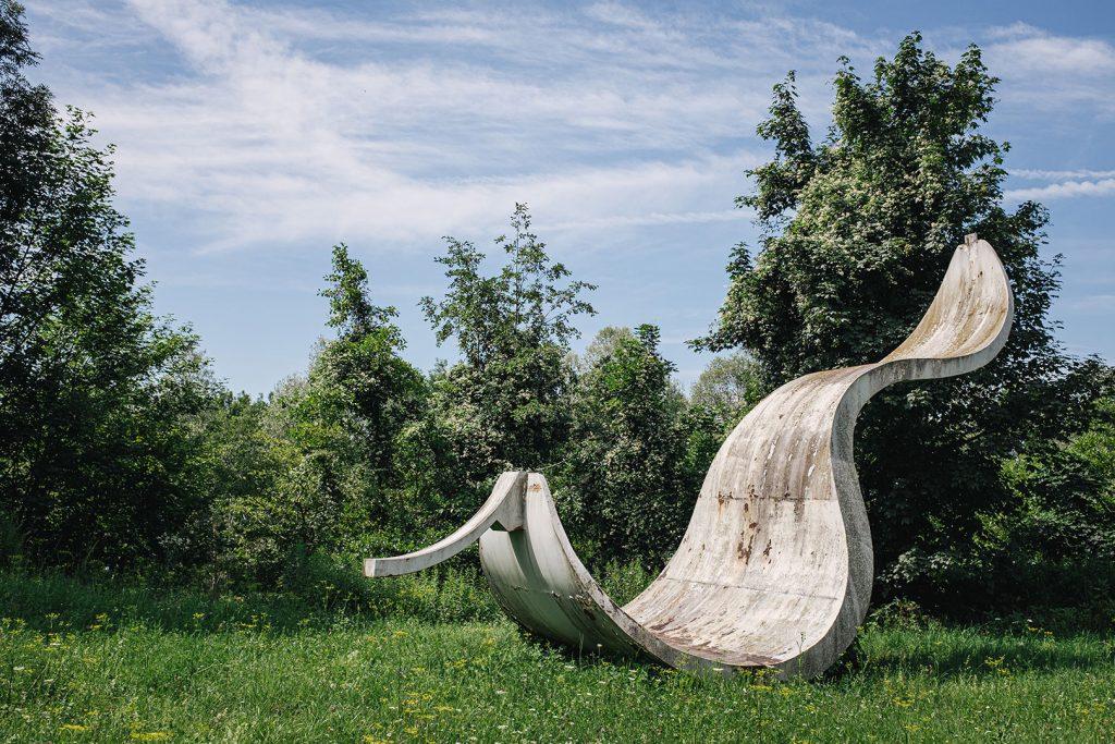 Skulptur in Riedersbach