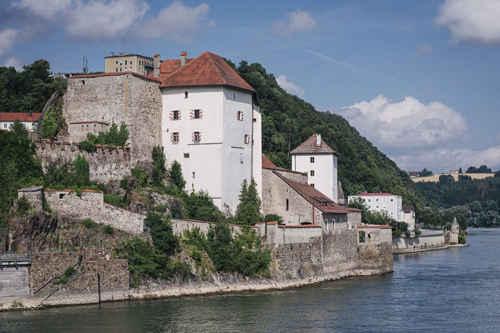 Burg in Passau