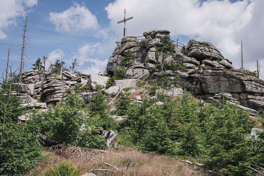Bergkreuz am Dreisesselberg