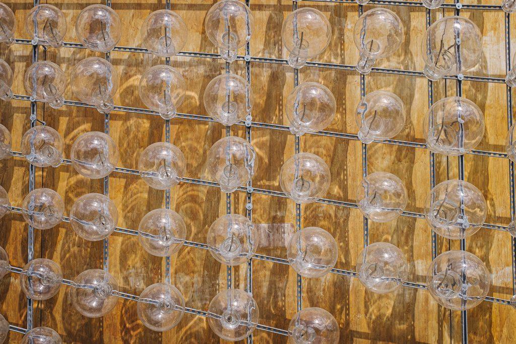 Glas am Glasmuseum in Frauenau