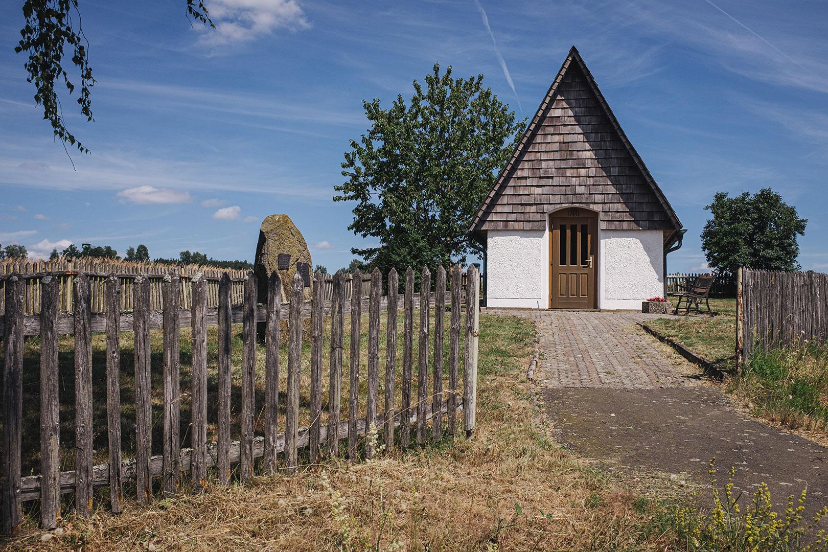 Kapelle in Neualbenreuth