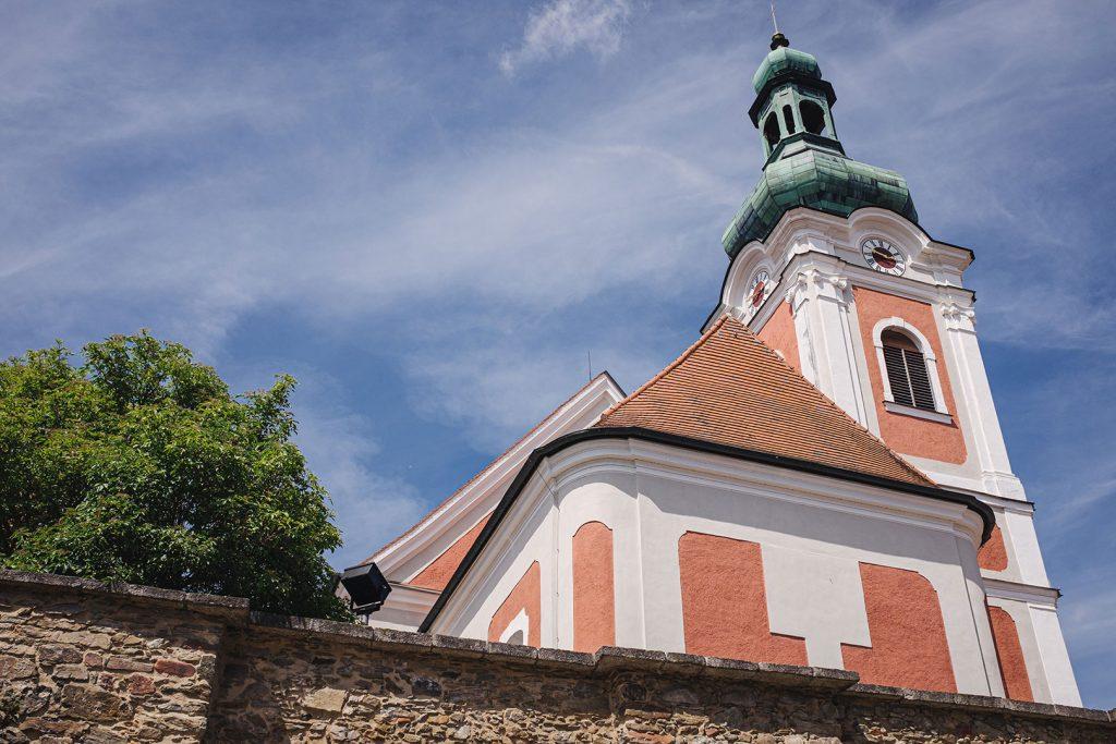 Kirche in Neualbenreuth