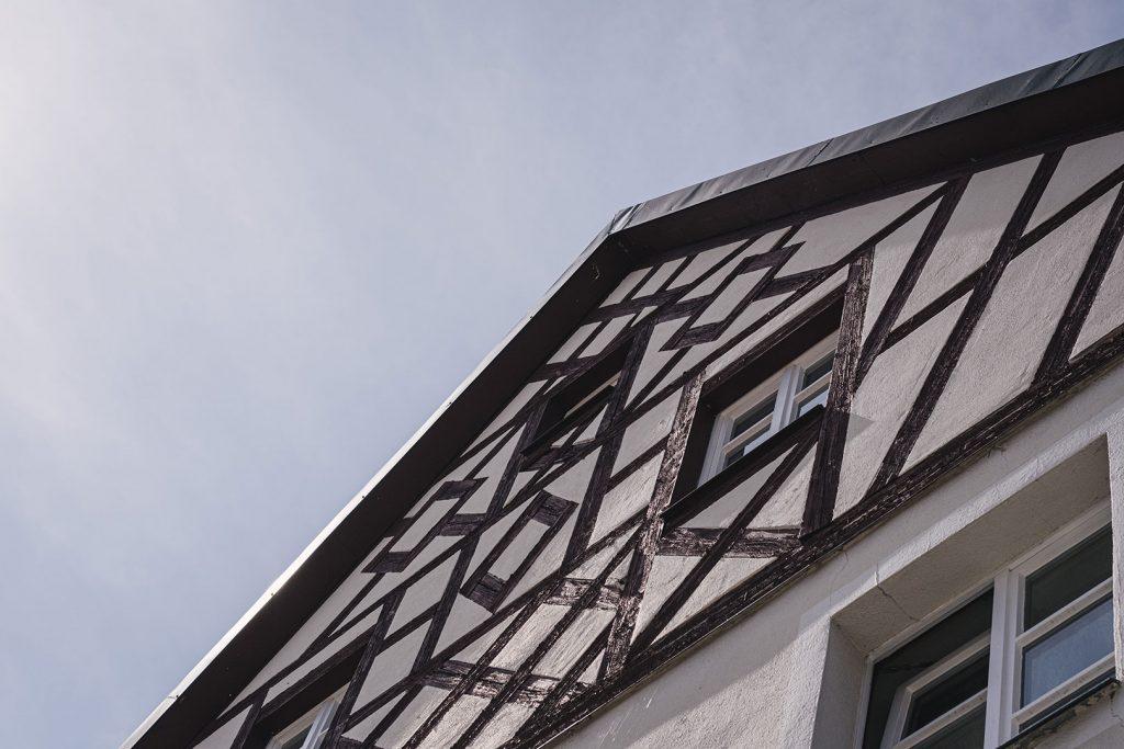 Fachwerk in Neualbenreuth