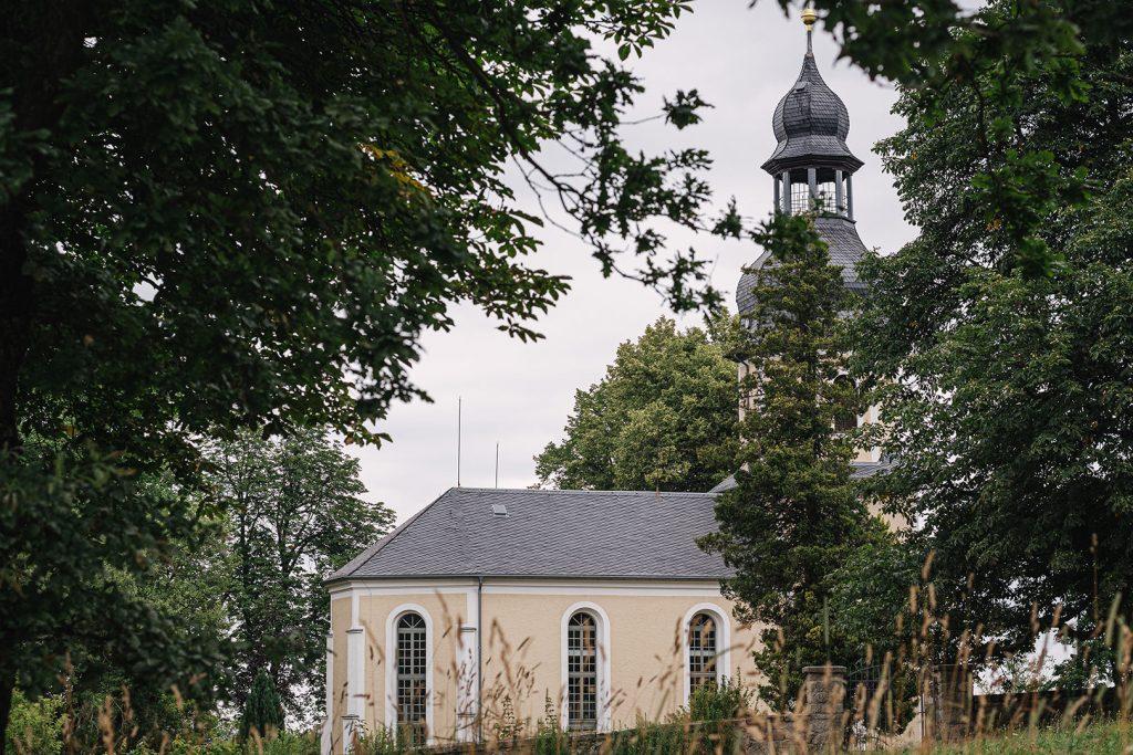 Kirche in Landwüst