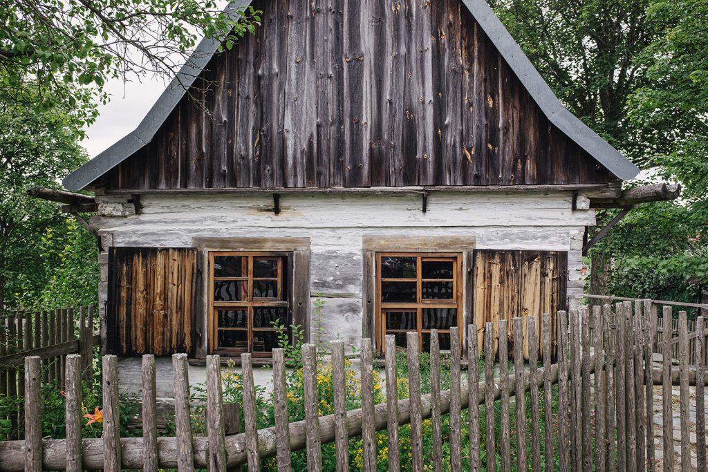 Holzhaus in Landwüst