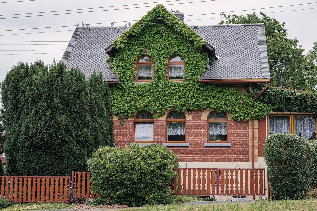 Haus in Landwüst