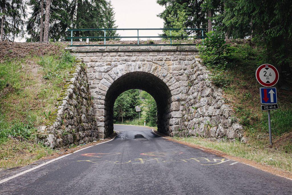 Brücke in Tschechien