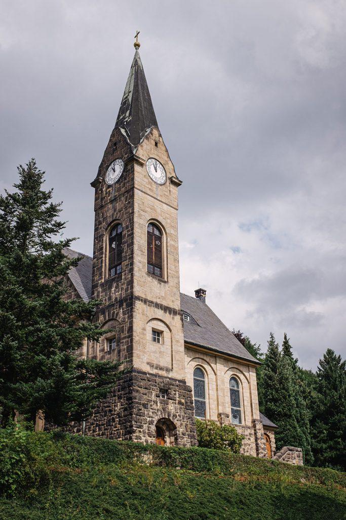 Kirche in Königstein