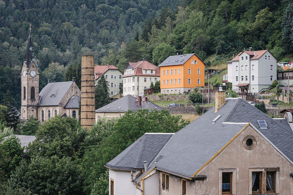 Häuser in Königstein