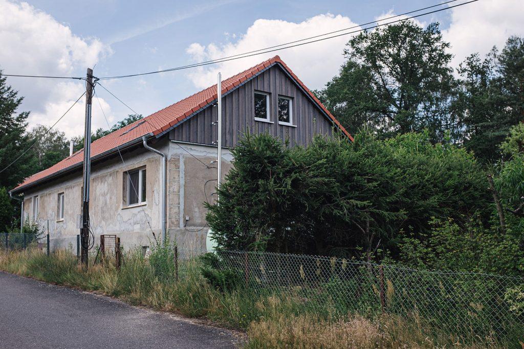 Haus in Zelz