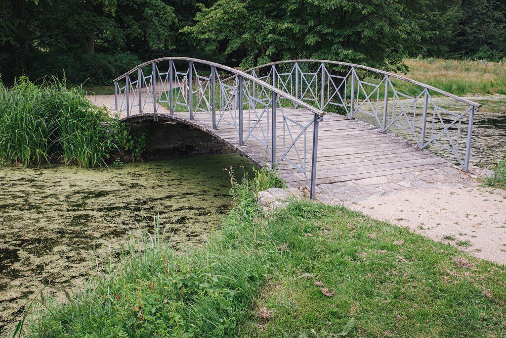 Stegbrücke in Criewen
