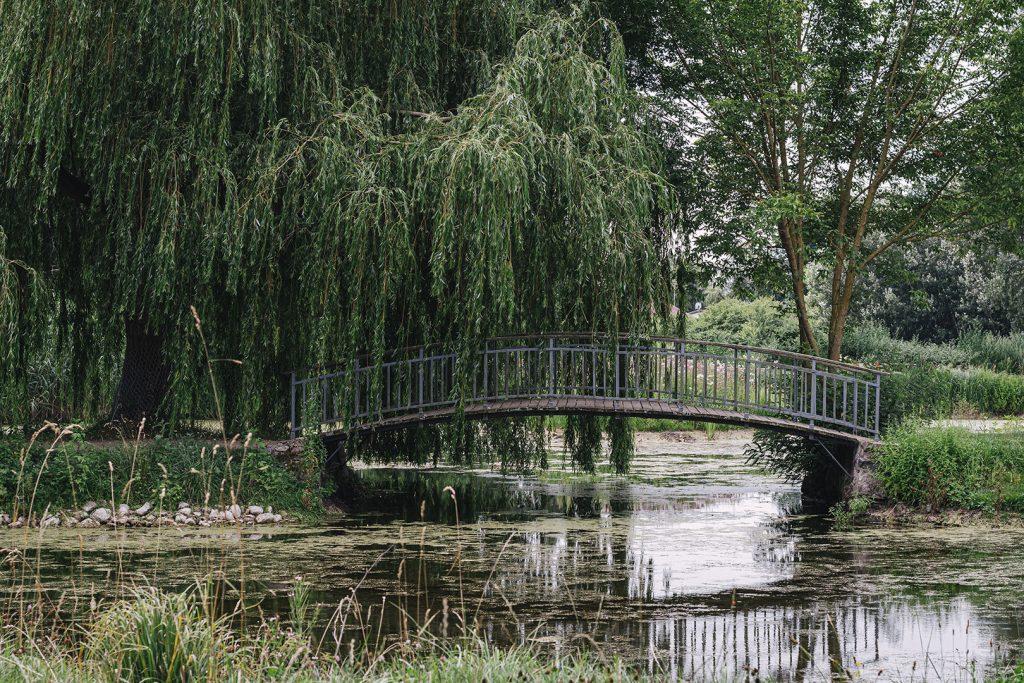 Brücke in Criewen