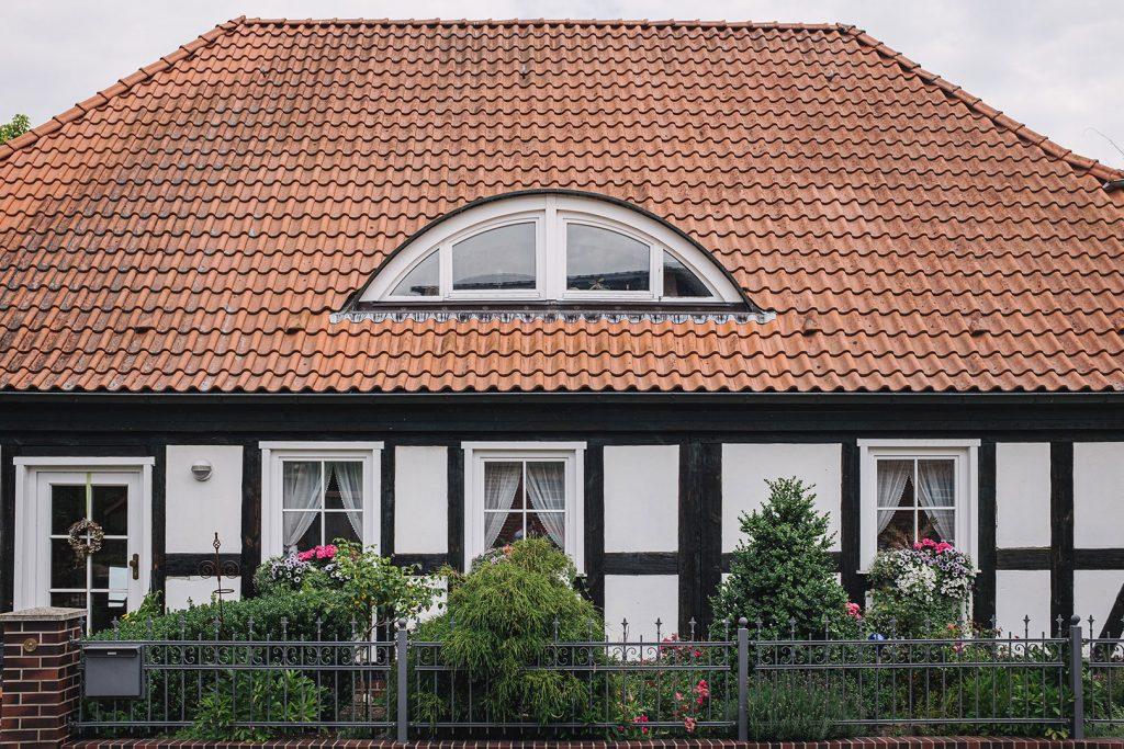 Fachwerkhaus in Criewen