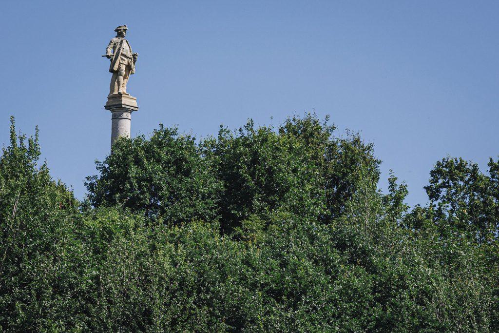 Preußensäule in Groß Stresow
