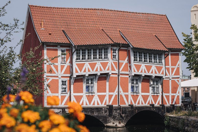 Rotes Haus Wismar