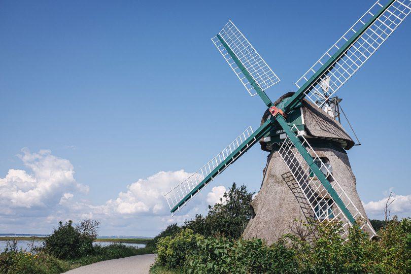 Mühle Charlotte in Gelting