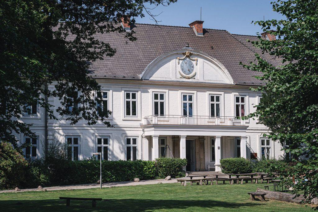Schloss in Noer