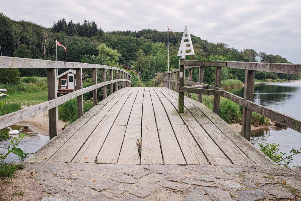 Grenzbrücke in Wassersleben