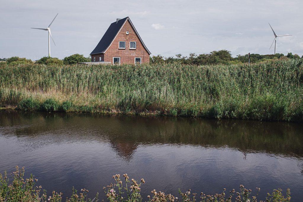 Haus in Südwesthörn