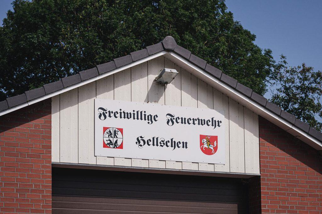Feuerwehr in in Hellschen-Heringsand-Unterschaar
