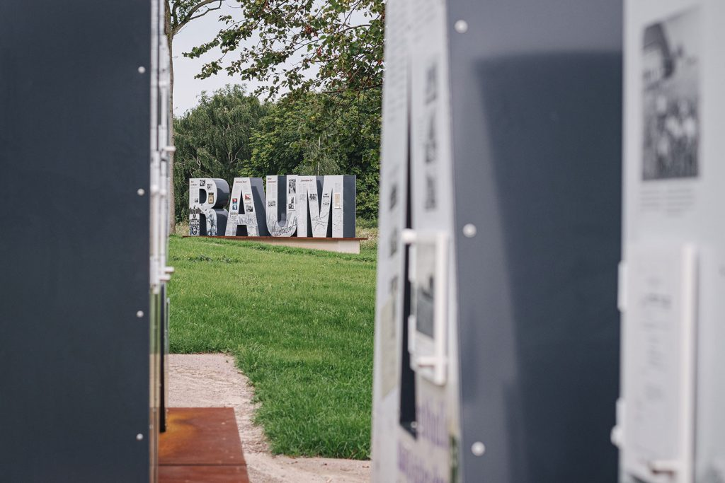 """Historischer Lernort """"Raum"""" in Dieksanderkoog"""