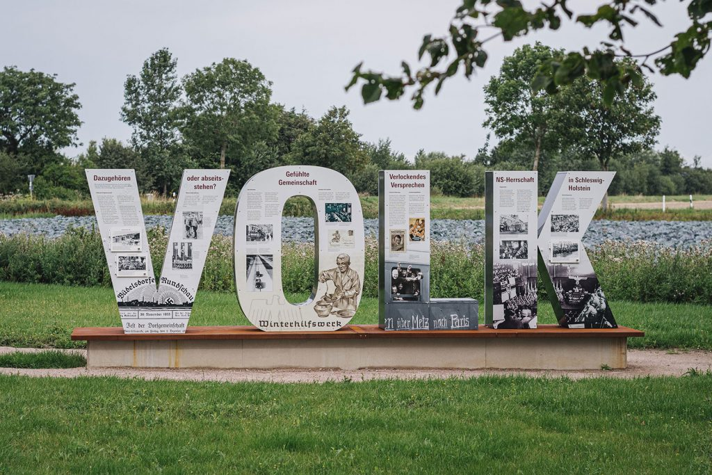 "Historischer Lernort ""Volk"" in Dieksanderkoog"