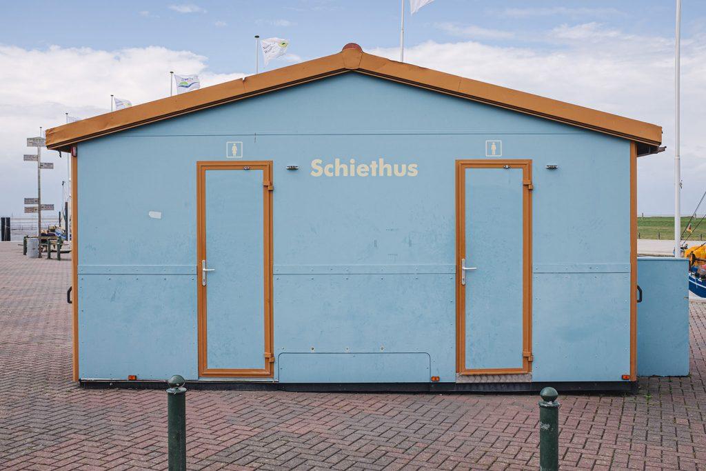 Schiethus in Wremen